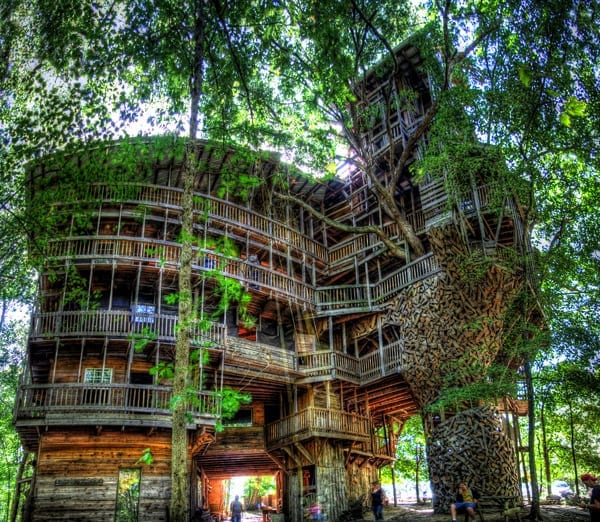 How to Make a Treehouse Masterpiece