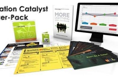 Innovation Catalyst power pack